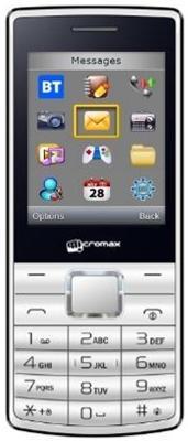 Мобильный телефон Micromax X705 белый 2.4 32 Мб мобильный телефон micromax x406 белый 1 77 32 мб