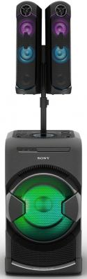 Мидисистема Sony MHC-GT4D черный аудиосистема sony mhc ec69i mini hi fi