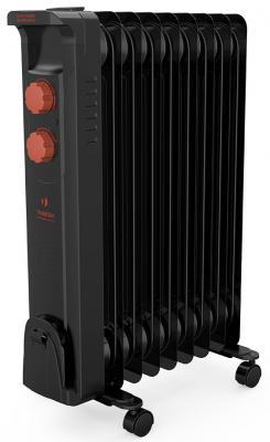 Масляный радиатор Timberk TOR 21.1507 BCL 1500 Вт чёрный