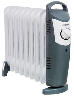 Масляный радиатор Hyundai H-HO1-09-UI889 1000 Вт белый