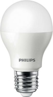 Лампа светодиодная груша Philips LEDBulb E27 70W 3000K 871869648182000
