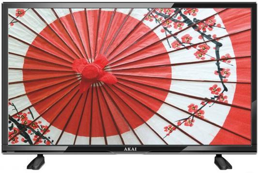 Телевизор Akai LEA-19K39P черный телевизор 19 akai lea 19k39p hd 1366x768 usb hdmi черный
