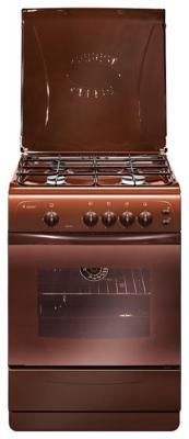 Газовая плита Gefest 1200-00 С 6 K 19 коричневый цена и фото