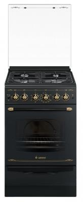 Газовая плита Gefest 5100-02 черный 0083