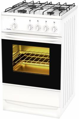 Газовая плита Лада PR 14.120-04.1 W белый