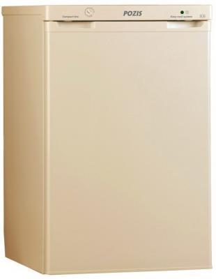 Холодильник Pozis RS-411 бежевый холодильник с морозильной камерой pozis rs 411 black