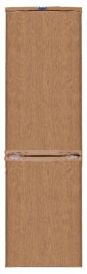 Холодильник DON R R-297 002 DUB коричневый холодильник don r 297 g