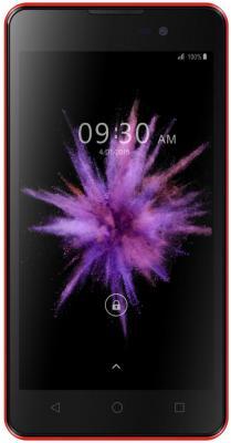 "Смартфон Micromax Q334 Canvas Magnus красный 5"" 4 Гб Wi-Fi GPS 3G"