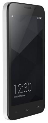 "Смартфон Micromax Q379 белый 4.5"" 4 Гб Wi-Fi GPS 3G"