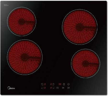 Варочная панель электрическая Midea MC-HT521 черный