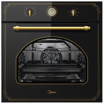 Электрический шкаф Midea 65DME40007 черный электрический шкаф midea 65cme10102 черный