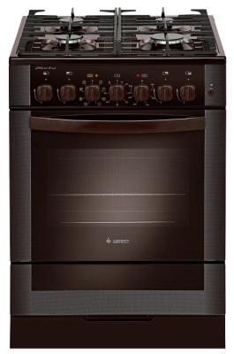 Комбинированная плита Gefest 6502-03 0030 коричневый 25888 gefest 6502 03 0045 6502 03 д1к