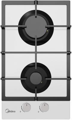Варочная панель газовая Midea Q302GFD белый