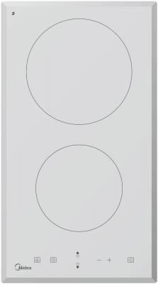 Варочная панель электрическая Midea MC-HD301-WH белый