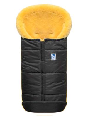 Конверт из овчины Heitmann Felle 975 Premium Lambskin Cosy Toes (серый) конверт детский heitmann felle зимний конверт premium синий