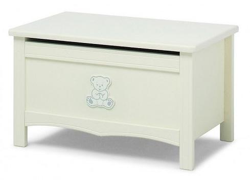 Ящик для игрушек Erbesi Incanto (белый) erbesi полка erbesi incanto