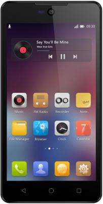 """Смартфон Micromax Q340 зеленый 5"""" 8 Гб Wi-Fi GPS 3G"""