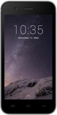 "Смартфон Micromax Q346 серый 4.5"" 8 Гб Wi-Fi 3G"