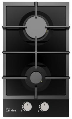 Варочная панель газовая Midea Q302GFD BL черный