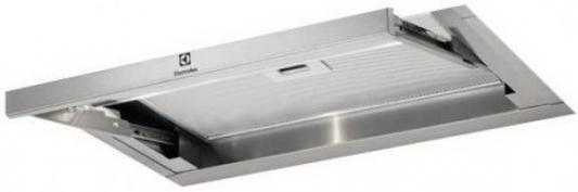 Вытяжка встраиваемая Electrolux EFP60565OX серебристый