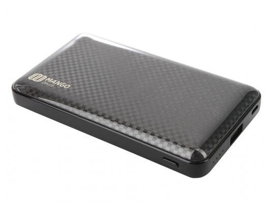 Портативное зарядное устройство Mango Device Fancy MF-10000 10000mAh 2A MF-10000BL