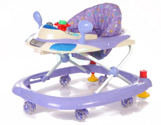 Ходунки Baby Care Prix (purple)