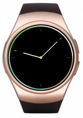 Смарт-часы Kingwear KW18 золотой
