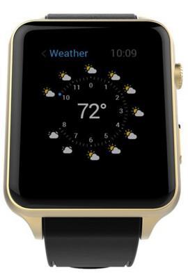 Смарт-часы Kingwear GT88 золотой