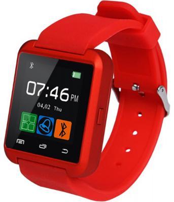 Смарт-часы ECDREAM U8 красный
