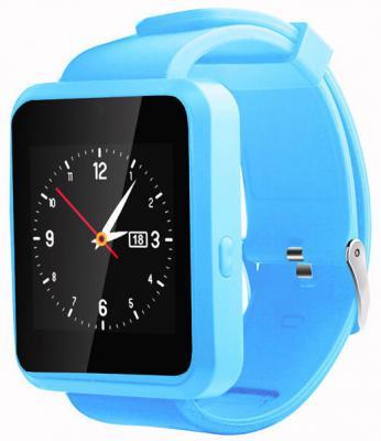Смарт-часы ECDREAM S6 голубой