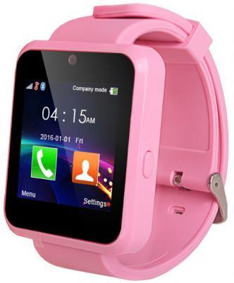 Смарт-часы ECDREAM S6 розовый