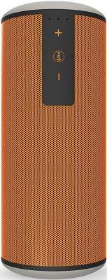 Портативная акустика Trendwoo Music Tube bluetooth оранжевый