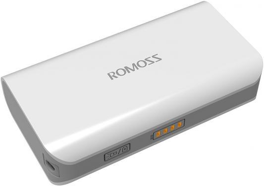 Внешний аккумулятор Romoss solo2 4000mAh белый