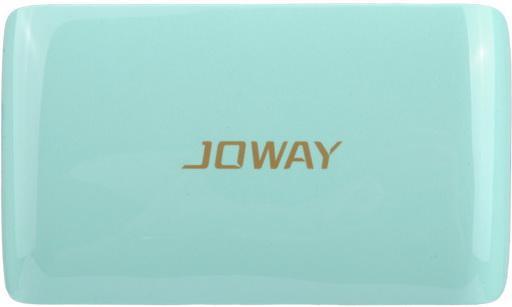 Внешний аккумулятор Joway JP29 6000 mAh голубой внешний аккумулятор interstep pb104002ub is ak pb10402ub 000b201 10400 mah