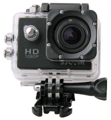 Экшн-камера SJCAM SJ4000 2 черный аквабокс sjcam для sj4000 черный