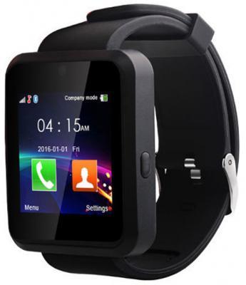 Смарт-часы ECDREAM S6 черный