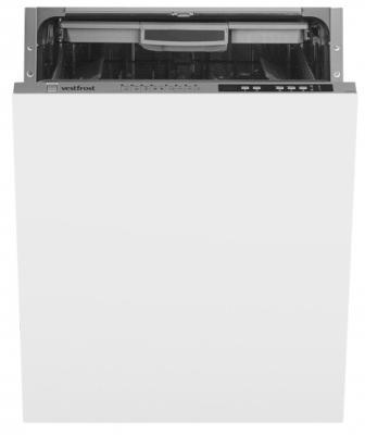 Посудомоечная машина Vestfrost VFDW6041 белый