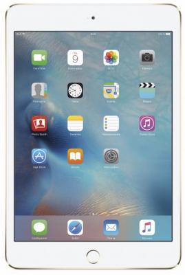 "Планшет Apple iPad mini 4 7.9"" 32Gb золотистый Bluetooth Wi-Fi 3G LTE iOS MNWG2RU/A"