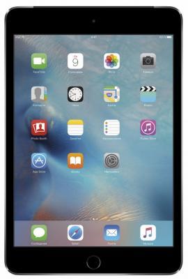 "Планшет Apple iPad mini 4 7.9"" 32Gb серый Wi-Fi 3G Bluetooth LTE iOS MNWE2RU/A"