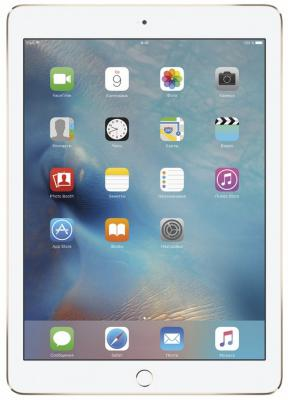 "Планшет Apple iPad Air 2 9.7"" 32Gb золотистый Bluetooth Wi-Fi iOS MNV72RU/A"