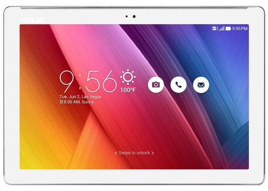 "Планшет ASUS ZenPad Z300CNG-6B009A 10.1""IPS/Intel SoFia C3230/1GB/16GB/Android M/WiFi/BT/3G/Pearl White"