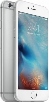 Смартфон Apple iPhone 6S 32 Гб серебристый MN0X2RU/A смартфон apple iphone 6 32 гб золотистый mq3e2ru a