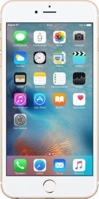 Смартфон Apple iPhone 6S Plus золотистый 5.5 32 Гб NFC LTE Wi-Fi GPS 3G MN2X2RU/A смартфон asus zenfone live zb501kl золотистый 5 32 гб lte wi fi gps 3g 90ak0072 m00140