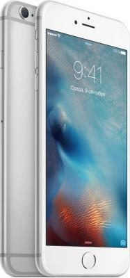 "Смартфон Apple iPhone 6S Plus серебристый 5.5"" 32 Гб NFC LTE Wi-Fi GPS 3G MN2W2RU/A"