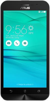 "Смартфон ASUS ZenFone Go ZB500KL черный 5"" 16 Гб LTE Wi-Fi GPS 3G 90AX00A1-M00720"