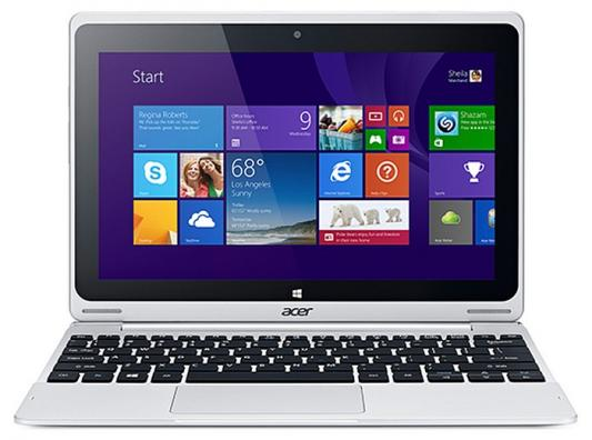 Планшет Acer Aspire Switch SW1-011-17TW 10.1 500 + 32 SSD серый Wi-Fi Bluetooth Windows NT.LCTER.001 планшет acer switch one 10 z8300 532gb