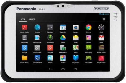 "Планшет Panasonic Toughpad FZ-B2 7"" 32Gb черный Wi-Fi Bluetooth 3G 4G LTE Android FZ-B2B402LB9 FZ-B2B402LB9"