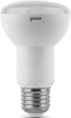Лампа светодиодная груша Gauss зеркальная 106002209 E27 9W 4100K gauss black r63 e27 9w 220v 4100k