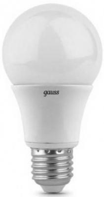 Лампа светодиодная груша Gauss 23227А E27 7W 4100K