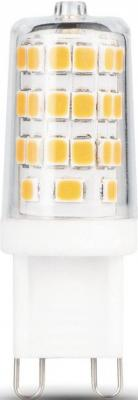 Лампа светодиодная диммируемая G9 3W 4100K кукуруза прозрачная 107309203